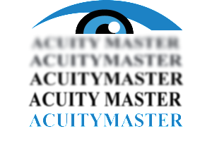 AcuityMaster Electronic Digital Acuity Vision software